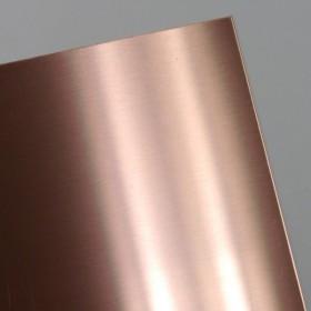 版画用銅板(0.8mm厚) 60×60mm