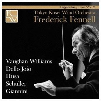 フレデリック・フェネル/プラハ1968年のための音楽/フェネル&TKWOレジェンダリー・ライヴVol.3 【CD】