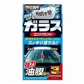 プロスタッフ 車用 魁 磨き塾 ガラスコンパウンド A60
