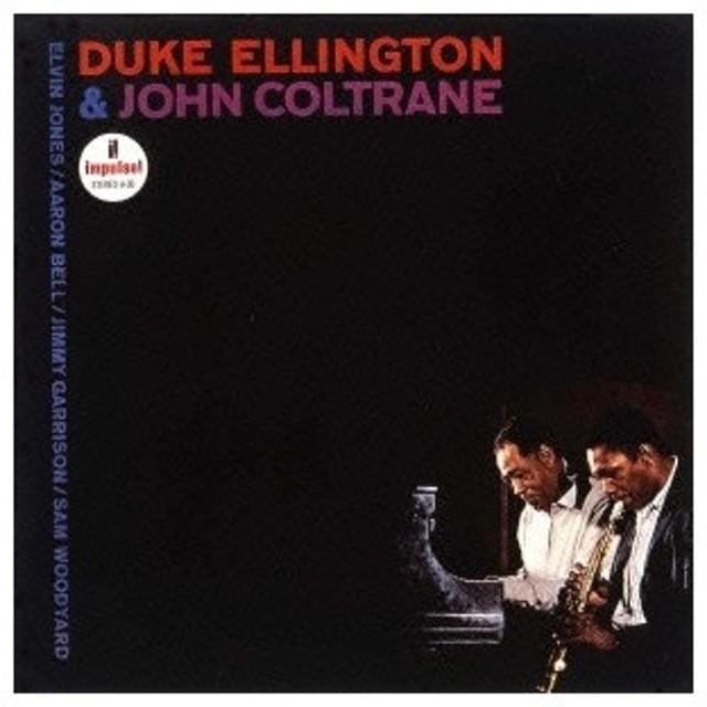 デューク・エリントン&ジョン・コルトレーン/デューク・エリントン&ジョン・コルトレーン (初回限定) 【CD】