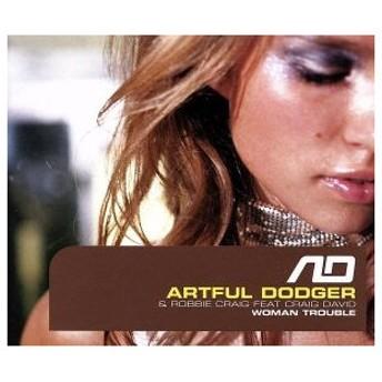 【輸入盤】Woman Trouble/RobbieCraigアートフル・ドジャー