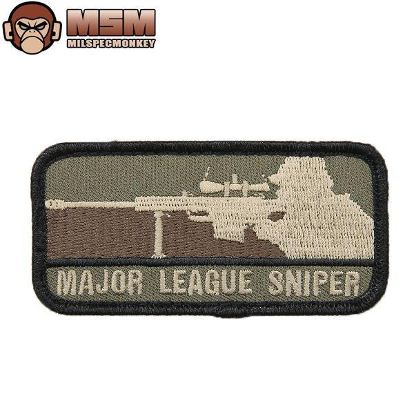 MilSpecMonkey Patch Major League Sniper arid