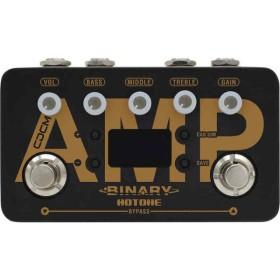 HOTONE BINARY AMP アンプ・シミュレーター XTOMPのテクノロジーを継承