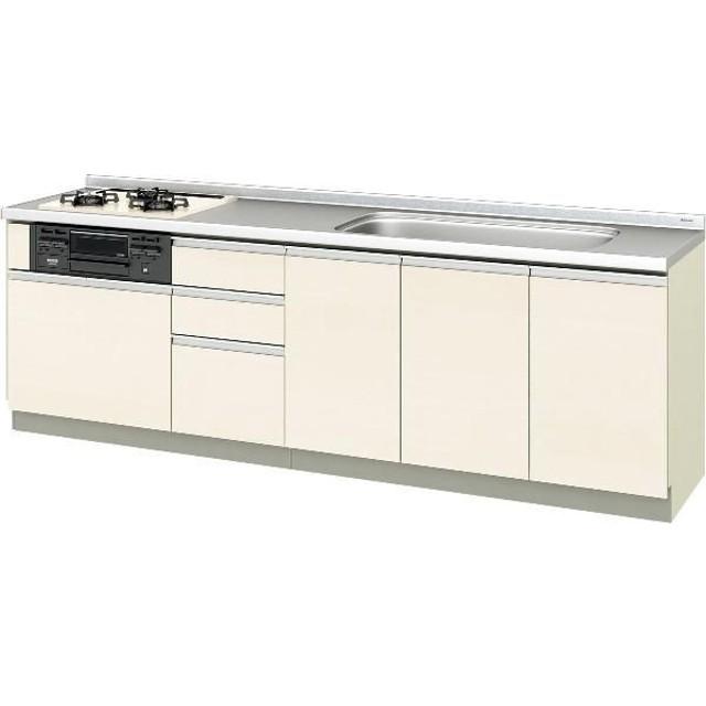 LIXIL サンウェーブ 取替えキッチン パッとりくん 間口250cm GXシリーズ GXI-U-250RNA GXC-U-250RNA