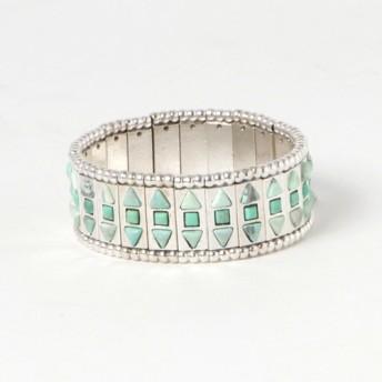 PHILIPPE AUDIBERT Bracelet ターコイズブルー/FREE(エストネーション)◆レディース ブレスレット