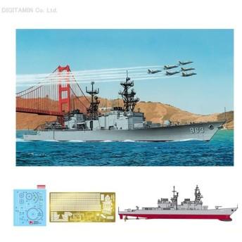ドラゴン 1/700 アメリカ海軍 駆逐艦 スプルーアンス DD-963 プラモデル DR7084(F5855)