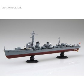 送料無料◆フジミ 1/700 日本海軍陽炎型駆逐艦 不知火/秋雲(開戦時) 2隻セット プラモデル 艦NEXTシリーズ No.11 ※新金型(ZS43152)