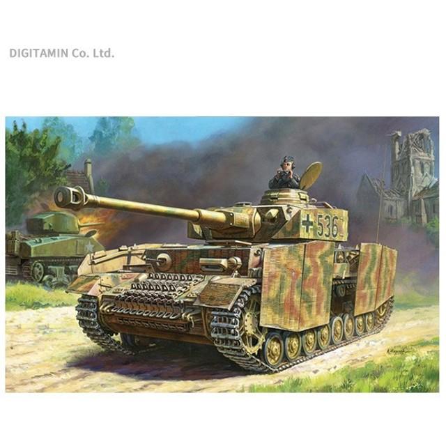 ズベズダ 1/72 ドイツ IV号戦車 H型 (Sd.kfz.161/2) プラモデル ZV5017(ZS47959)