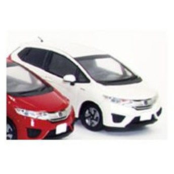 EBBRO 1/ 43 Honda FIT 3 HYBRID Premium White Pearl(45138)ミニカー 返品種別B