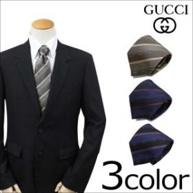 グッチ GUCCI ネクタイ イタリア製 シルク ビジネス 結婚式 TIE メンズ