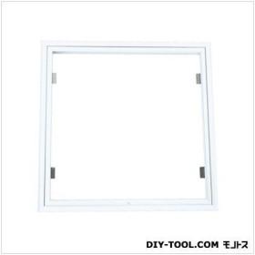 ダイケン 壁点検口450×450 ホワイト 46.1×3×46.1cm WE45JW