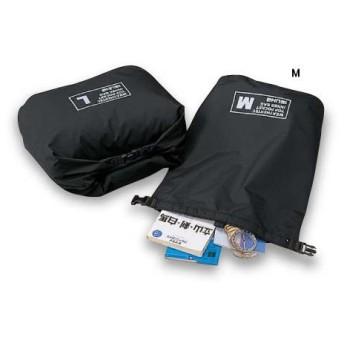 フィットネスバッグ スタッフバッグ ISUKA イスカ 361601 ウェザーテック トップポケット インナーバッグ M/ブラック 4988998361623