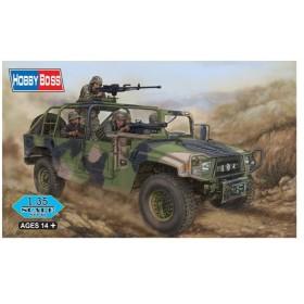 送料無料◆1/35 中国陸軍 猛士 特殊部隊バージョン プラモデル HOBBY BOSS 82469(C6343)