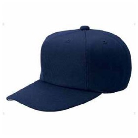 ゼット 野球・ソフトボール用キャップ(ネイビー O) ZETT 野球帽 六方オールニット Z-BH121-2900-O 返品種別A