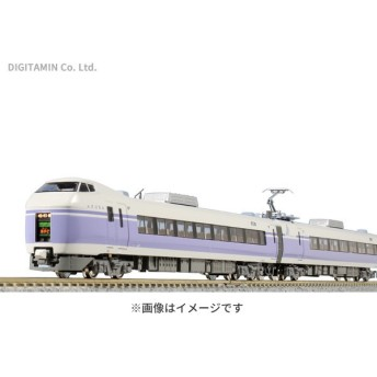 送料無料◆セット販売 KATO カトー E351系 スーパーあずさ 8両基本 + 4両増結セット Nゲージ 鉄道模型(ZN38259)
