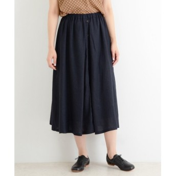 NIMES / ニーム レーヨン麻ライト スカート