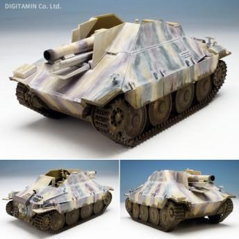 1/35 WW.II ドイツ軍 15cm s.IG.33/2(Sf) 重歩兵砲搭載38(t)ヘッツァー駆逐戦車 プラモデル ドラゴン DR6489(ZS26379)