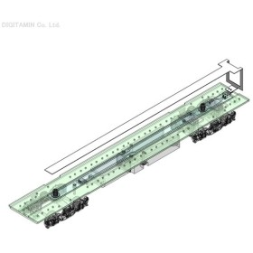 送料無料◆ネコパブリッシング 18m級中間車セット用室内灯ユニットセット(2輌分セット) HOゲージ(1/80 16.5mmゲージ) 鉄道模型 (ZN02492)