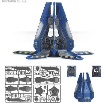 送料無料◆WARHAMMER/ウォーハンマー 40000 : SPACE MARINE DROP POD プラモデル ゲームズワークショップ 48-27(ZF47742)