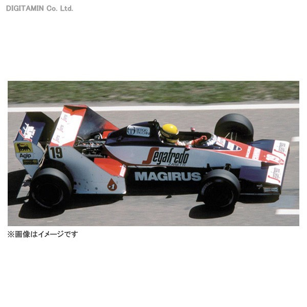 MINICHAMPS 540844339 TOLEMAN HART TG183B SENNA BRAZILIAN GP 1984 1//43
