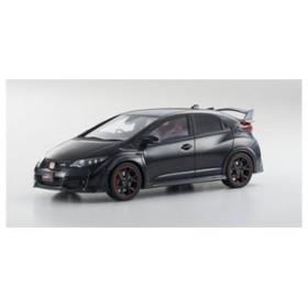 京商 1/ 18 Honda Civic Type R (ブラック)(KSR18022BK)ミニカー 返品種別B