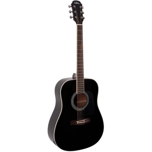 ARIA AD-18/BK ドレッドノートタイプ アコースティックギター 入門用 フォークギター