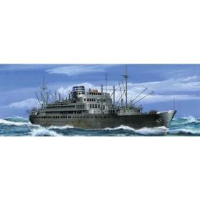 フジミ 帝国海軍 1/700 ぶらじる丸 フルハルモデル プラモデル(U6741)