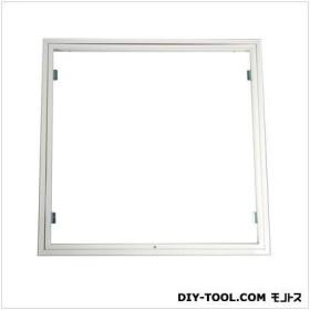ダイケン 壁点検口 ホワイト 61.1×3×61.1cm WE60JW