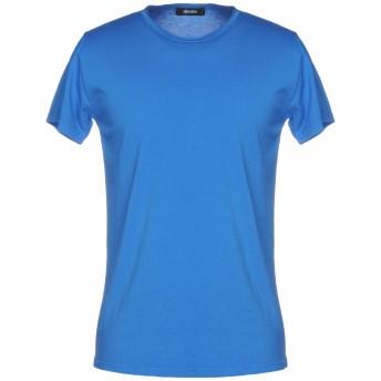 《セール開催中》STILOSOPHY INDUSTRY メンズ T シャツ ブライトブルー S コットン 100%