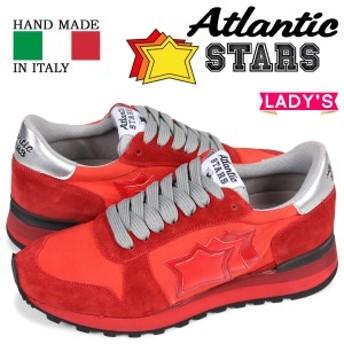 アトランティックスターズ スニーカー レディース Atlantic STARS アレナ ALHENA RFNYNRRN レッド