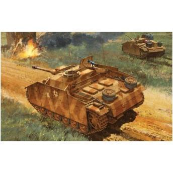 1/35 WW.II ドイツ軍 III号突撃砲G型 1943年5月生産型 w/シュルツェン プラモデル