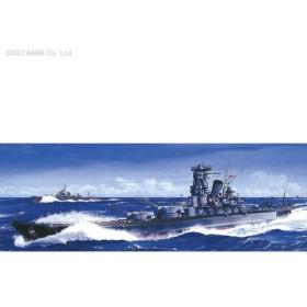 フジミ SWM特6 1/700 武蔵 レイテ沖甲板デカール付 プラモデル(F2935)