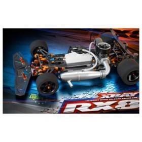 セントラルアールシー 1/ 8 XRAY RX8 2018 GP レーシングカー(340006#) 返品種別B