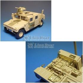 ピットロード/ライオンロア LE3572 1/35 米陸軍 M1025 ハンビー用(A9921)