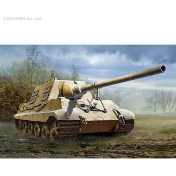 ドラゴン DR6827 1/35 WW.II ドイツ ヤークトティーガー 12.8cm PaK.80(L/66)砲搭載型 プラモデル(ZS07120)