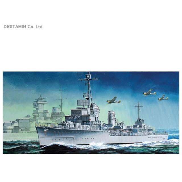 送料無料◆1/350 ドイツ海軍 駆逐艦 Z38 プラモデル ドラゴン DR1049(F8255)