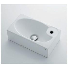 カクダイ LUJU リュウジュ 壁掛手洗器 493-084