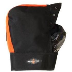 リード工業 防水ハンドルカバー KS209C ブラック/オレンジ ハンドルウォーマー