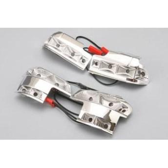 送料無料◆ヨコモ SD-90LS JZX90 マークII用 ライト組込済プラパーツ (12灯)(RC1114)