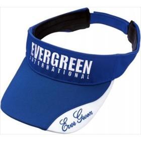 エバーグリーン  ライトサンバイザー タイプ2 ブルー 【一竿風月】