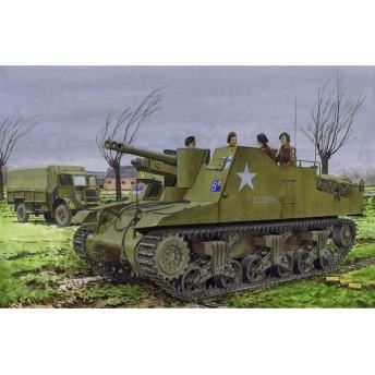 1/35 WW.II カナダ陸軍 セクストンII 後期生産型 プラモデル
