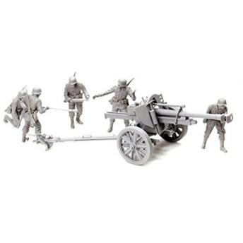 1/35 WW.II ドイツ軍 10.5cm榴弾砲leFH18 プラモデル