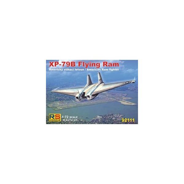 RS 92111 1:72 Flying Ram XP-79B