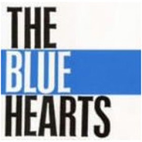 ■ザ・ブルーハーツ CD【THE BLUE HEARTS】11/1/12発売 オリコン加盟店
