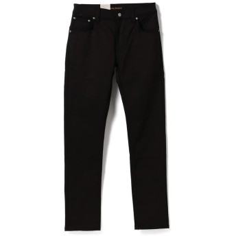 【40%OFF】 ビームス メン nudie jeans × BEAMS / 別注 Thin Finn 18FW メンズ DRYBLACK 29 【BEAMS MEN】 【セール開催中】