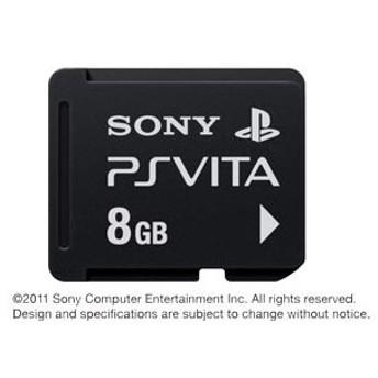 ソニー・コンピュータエンタテインメント (PS Vita)メモリーカード 8GB 返品種別B