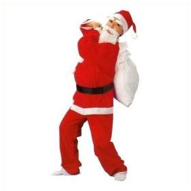クリスマスコスプレグッズ サンタクローススーツ アイコ