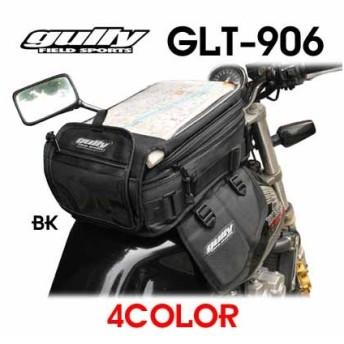 〔gully〕GLT-906 マグネット式タンクバッグ <容量:9リットル> グーリー ツーリングバッグ 強力マグネット 磁石 バイク用品