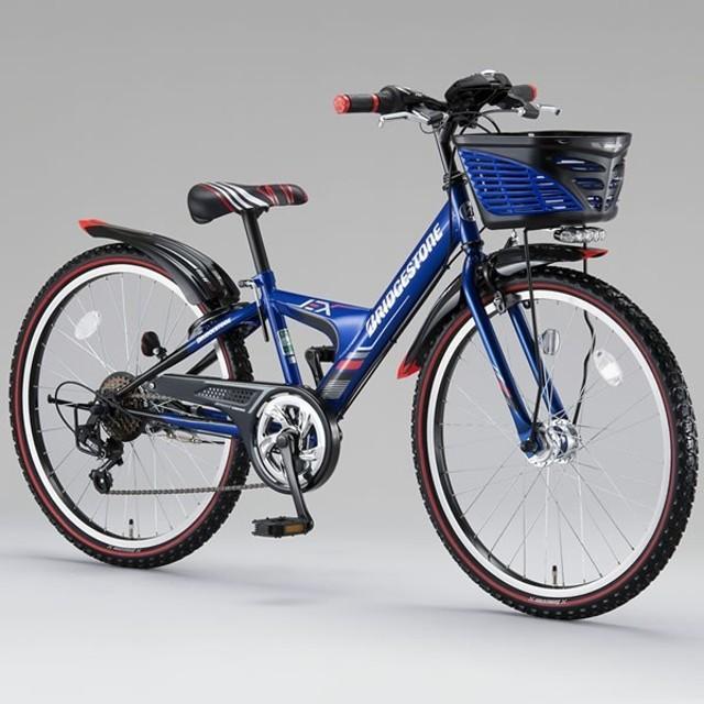 完売 ブリヂストン エクスプレスジュニア 点灯虫 EX46T5 24インチ 外装6段変速付 2016年モデル 子供用自転車 子供用マウンテンバイク