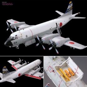 技MIX 1/144 海自 P-3C 八戸 プラモデル 航空機シリーズ トミーテック 技AC303(D8236)